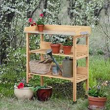 20 best potting benches garden work