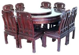 round dining room table for 8. round dining table and 8 chairs . room for