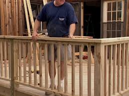 patio railing does local building code require you to install deck railingwell dont