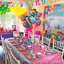 girls birthday party ideas party city