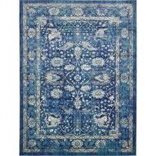 oslo osterbro navy blue 10 0 x 13 0 area rug