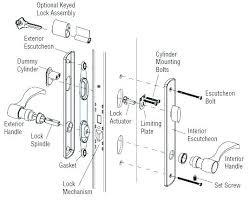 Door Knob Latch Assembly Door Knobs Parts Door Knob Parts Old Door