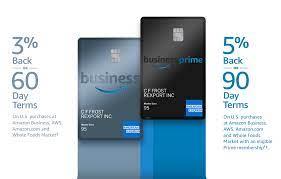 Amazon business prime american express card. New Amazon American Express Business Cards Our Take The Credit Shifu