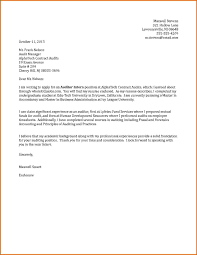 Cover Letter Resume Enclosed 100 Intern Cover Letters Examples Lease Template 20