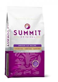 <b>Сухой корм Summit Original</b> 3 Meat, Indoor Cat Recipe CF