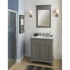 Fairmont Designs V Smithfield Medium Gray Bathroom Vanity