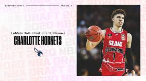 Basketball, usa, team charlotte hornets. Lamelo Ball Drafted By Charlotte Hornets In 2020 Nba Draft Chino Hills Star Is 3rd Overall Pick High School Sports News Scores Videos Rankings Sblive