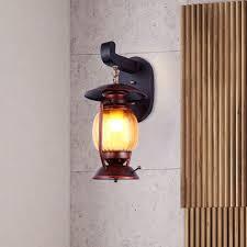 1 light wall sconce lighting loft