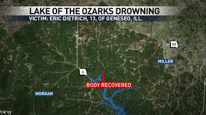 Teen Recovered From Water At Lake Of The Ozarks Ktvo