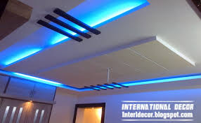 roof lighting design. The Largest Catalog Of False Ceiling Pop Designs 2018 And LED Lighting Ideas, Colors Features Lights In Suspended Roof Design A