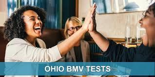 ohio bmv license test permit practice