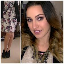 grwm fall wedding guest outfit nails hair makeup tips you