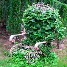view in gallery even when ivy and wrought iron chair have become one it still looks great attractive rod iron patio