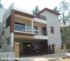 low cost duplex house plans in india inspirational house construction cost in bangalore find residential construction
