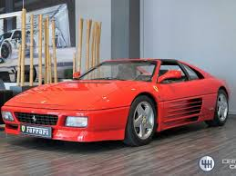Late versions (1993 and beyond) have japanese starter motors and nippondenso power generators to improve reliability, as well as the battery located within the front left fender for better weight distribution. Ferrari 348 Barcelona 9 Coches Ferrari 348 De Segunda Mano En Barcelona Mitula Coches