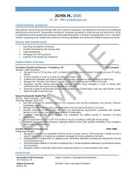 Hr Manager Resume Samples And Writing Guide 10 Examples Resumeyard