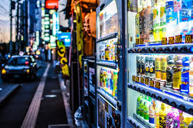 Vending Machines Japan Fascinating The 48 Weirdest Vending Machines In Japan