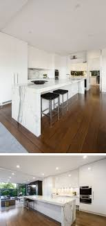 Kitchen Home 1000 Ideas About White Contemporary Kitchen On Pinterest Small