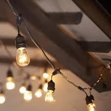 string lights 48 feet long bulbs included