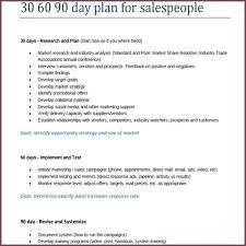 90 Day Marketing Plan Template