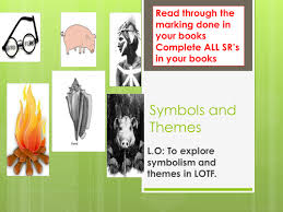 themes and symbols in lord of the flies by webblhoward teaching  themes and symbols in lord of the flies by webblhoward teaching resources tes