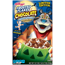 frosted flakes cereal chocolate with marshmallows 19 7 oz walmart