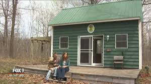 minnesota tiny house. Beautiful Tiny With Minnesota Tiny House Fox 9