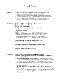 entry level computer science resume entry level computer science resume 188