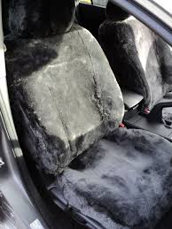 large range of sheepskin car seat covers from budget to top of the range