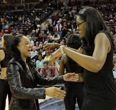 After watching close friend Dawn Staley win a national championship,  Clemson coach Audra Smith motivated to revive Tigers | Sports |  postandcourier.com