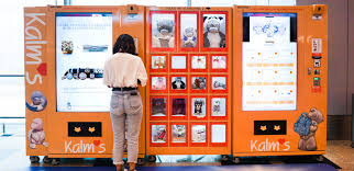 Why Vending Machines Are Good Best Changi's Quirky Vending Machines For The Hungry Forgetful And Good