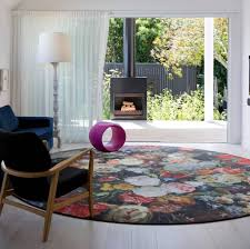 a fl rug in this grey lynn home was inspired by old dutch paintings and is