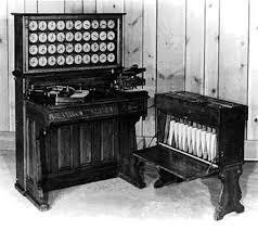 Этапы развития вычислительной техники ПИЭ wiki Табулирующая машина Г Холлерита