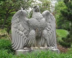 eagle garden statues outdoor designs