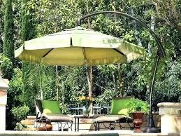 treasure garden patio umbrella offset patio umbrella replacement parts e garden cantilever treasure garden patio umbrella