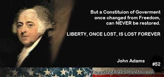 Founding Fathers Quotes John Adams New Constitution Quotes