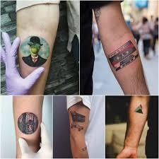 маленькие мужские тату идеи тату для мужчин Tattoo Ideasru
