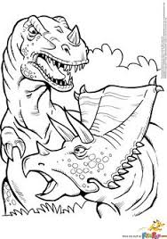 Small Picture dinosaur coloring pages Kleurplaat Pinterest Craft Kids