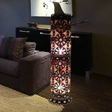 Really cool floor lamps Living Room Unique Floor Lamps Boho Galliard Residential Unique Floor Lamps Boho Galliard Home Design Example Of Unique
