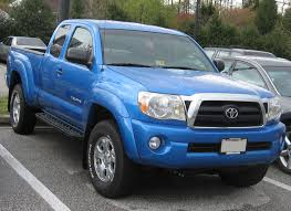 A look at the 2014 Toyota Tacoma transmission
