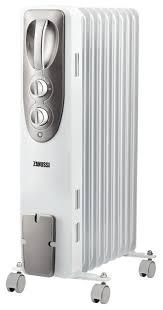 <b>Масляный</b> радиатор <b>Zanussi</b> ZOH/ES-09WN — купить по ...