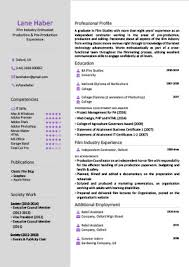 Cv Resume Resume Writing Services The Resume Center