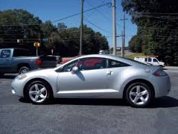 mitsubishi eclipse 2006 white. location atlanta ga 2006 mitsubishi eclipse gs in white