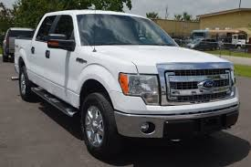 2013 Ford F-150 XLT SuperCrew 5.5-ft. Bed 4WD
