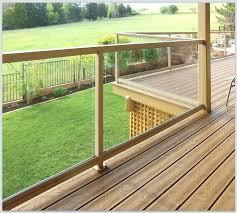 glass railing cost glass railing for decks image of expands deck railing systems glass railing deck