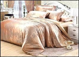 gold bedding set rose gold bed sheets luxury gold grey satin jacquard bedding set king queen
