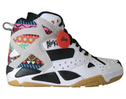 reebok blacktop. with the return of blacktop battleground silo, which we previewed here, reebok continues to brings out best from its 90\u0027s archives.