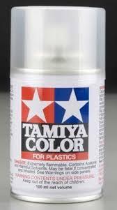 tamiya ts 80 flat clear spray laquer