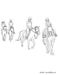 Small Picture HORSE RIDING SCHOOL coloring pages Coloring pages Printable