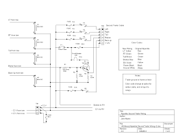 wiring for trailer lights dodge diesel diesel truck resource 1992 Dodge Ram Wiring Diagram name alpenlitesecondtrailerwiringv2 png views 487 size 34 6 kb 1992 dodge ram trailer wiring diagram